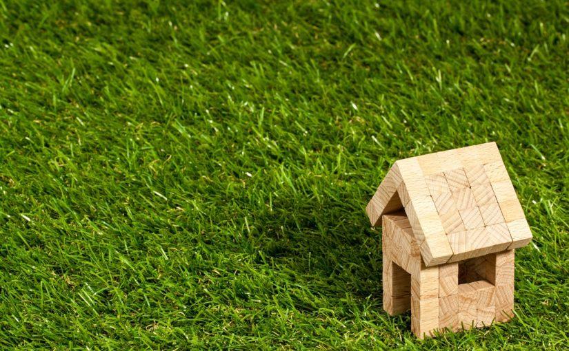 zielone dachy kraków